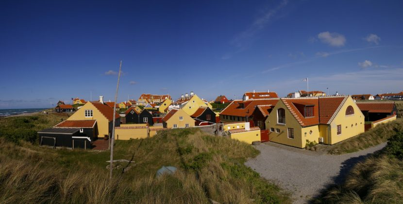 Hyra hus i Skagen